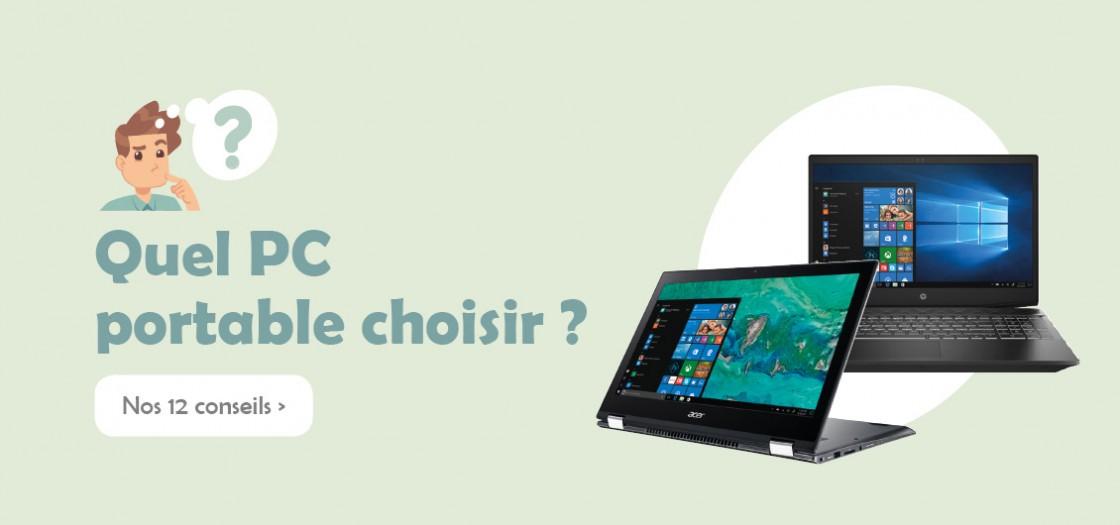 Quel PC portable choisir?