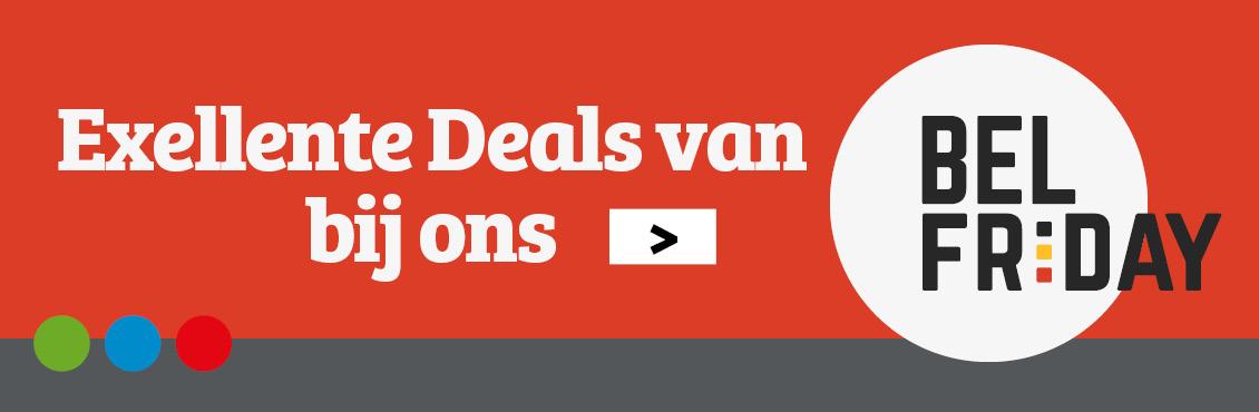 BEL Friday Exellente deals van bij ons