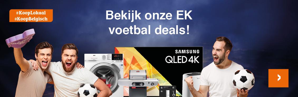 Bekijk onze EK voetbal deals!