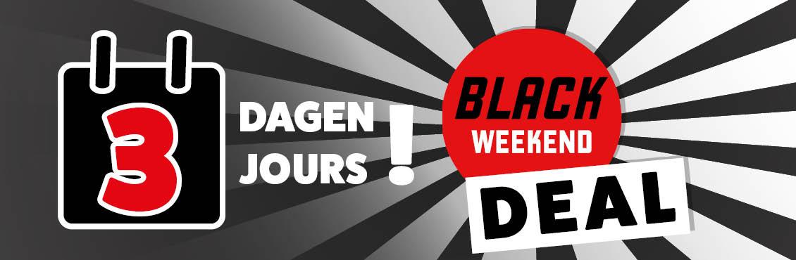 Black weekend encore 3 jours