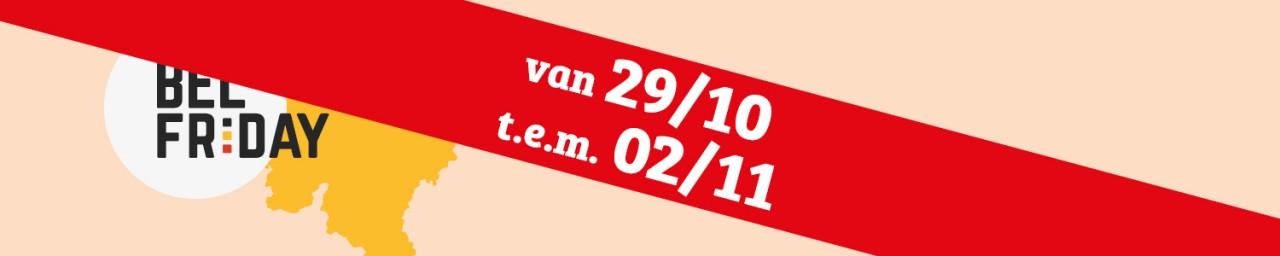 BEL Friday | 29/10 - 02/11