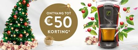 Special T - Tot €50 cashback