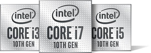Intel 10de generatie: lichter, sneller en langer