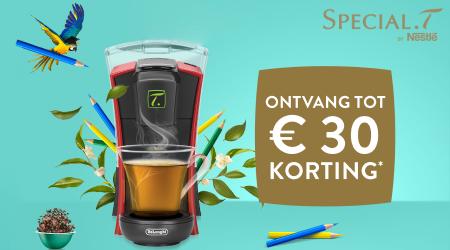 Special T - Tot €30 cashback