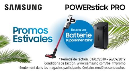 Samsung POWERstick PRO - Batterie supplémentaire