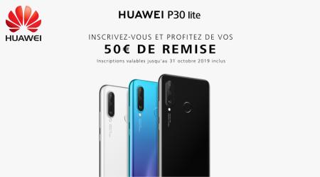 Huawei P30 Lite - €50 cashback