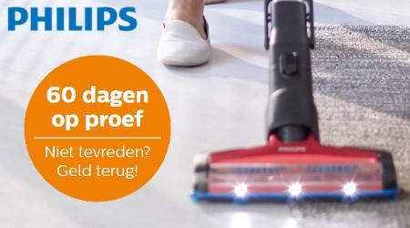 Philips SpeedPro - 60 dagen op proef