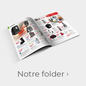 Notre folder