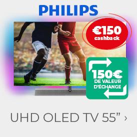 Philips UHD OLED tv 55''