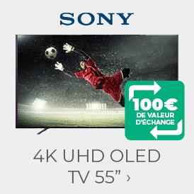 Sony 4K UHD OLED tv 55''
