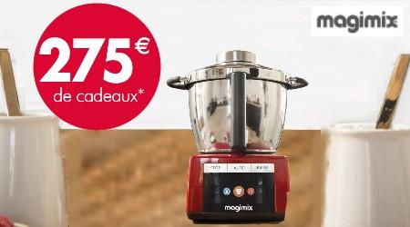 Magimix Cook Expert - €275 de cadeaux