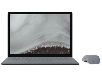 surface laptop 2 platinum 4