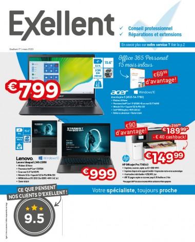 Exellent_IT_MAART_2020_cover FR