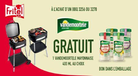 Fritel - Mayonnaise gratuite