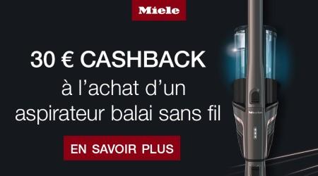Miele Triflex - €30 cashback