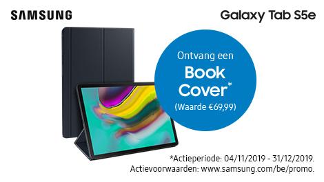 Ontvang een book cover twv €69.99