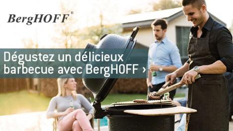 Dégustez un délicieux barbecue avec BergHOFF