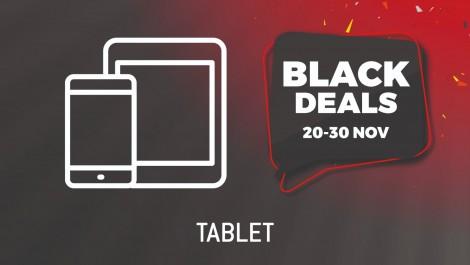 Black deals Tablet