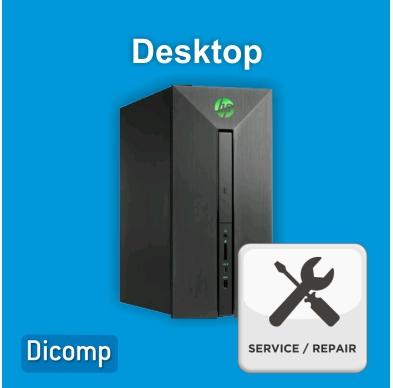 Repair - desktop