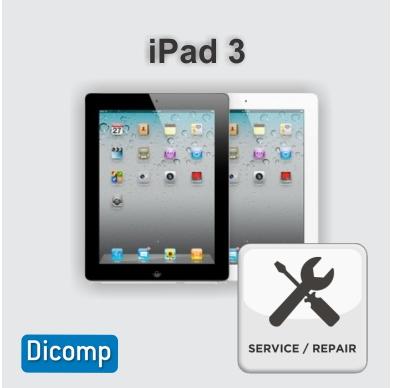 Repair - iPad 3