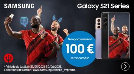Samsung Galaxy S21(+)|Ultra - €100 cashback