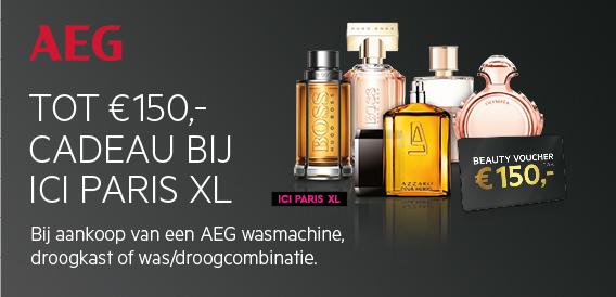 AEG Ici Paris XL actie