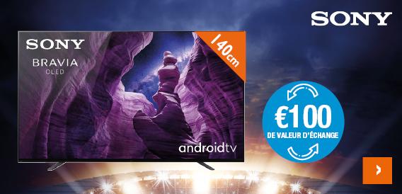 100 € deal d'échange Sony TV
