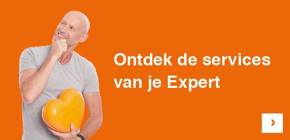 Ontdek de services van je Expert