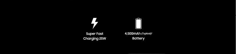 Galaxy A70 batterij