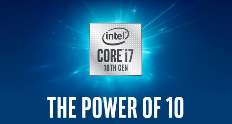 Intel 10th generation