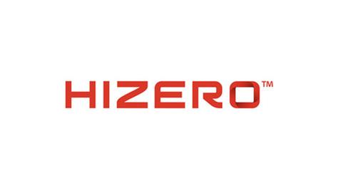 Hizero Logo Premium Brand