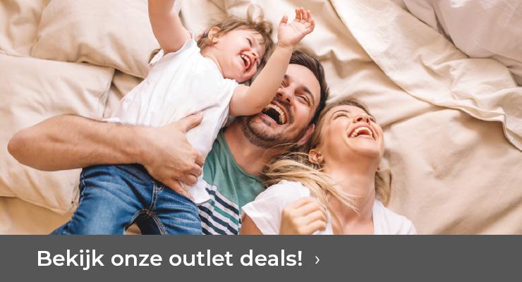 Bekijk onze outlet deals
