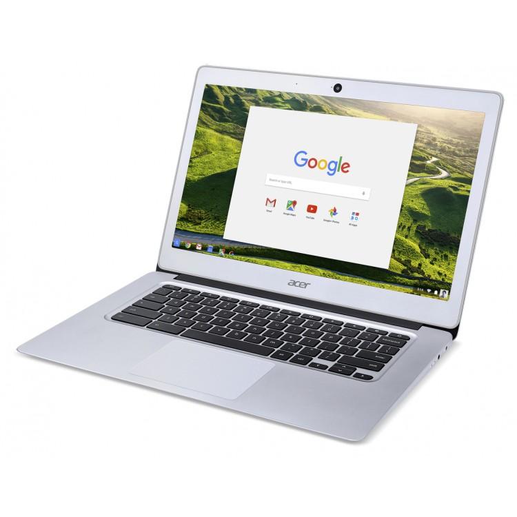 acer chromebook avec google à l'arrière-plan