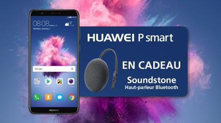 Huawei P Smart - Haut-parleur gratuit
