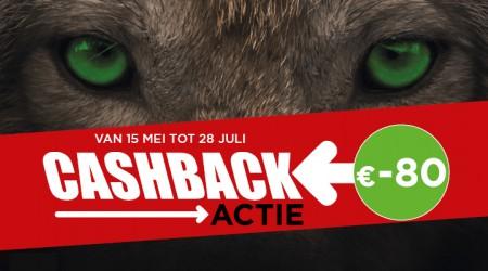 Coyote - Tot €80 cashback