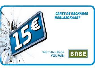 Base reload 15 euro