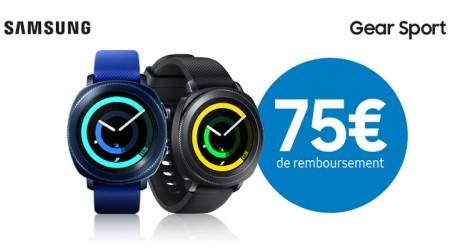 Samsung Gear Sport - €75 cashback