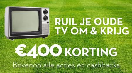 Omruildeal €400