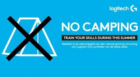 Logitech - No Camping